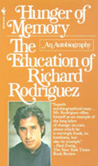 a literary analysis of essay hunger of memory by richard rodriguez Free essay: analysis of hunger of memory by richard rodriguez richard  rodriguezs essay, hunger of memory, narrates the course of his educational  career.