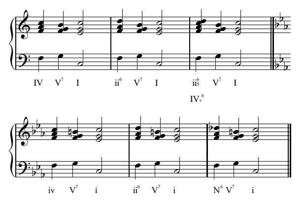 1.5 Primary/Secondary Harmonies